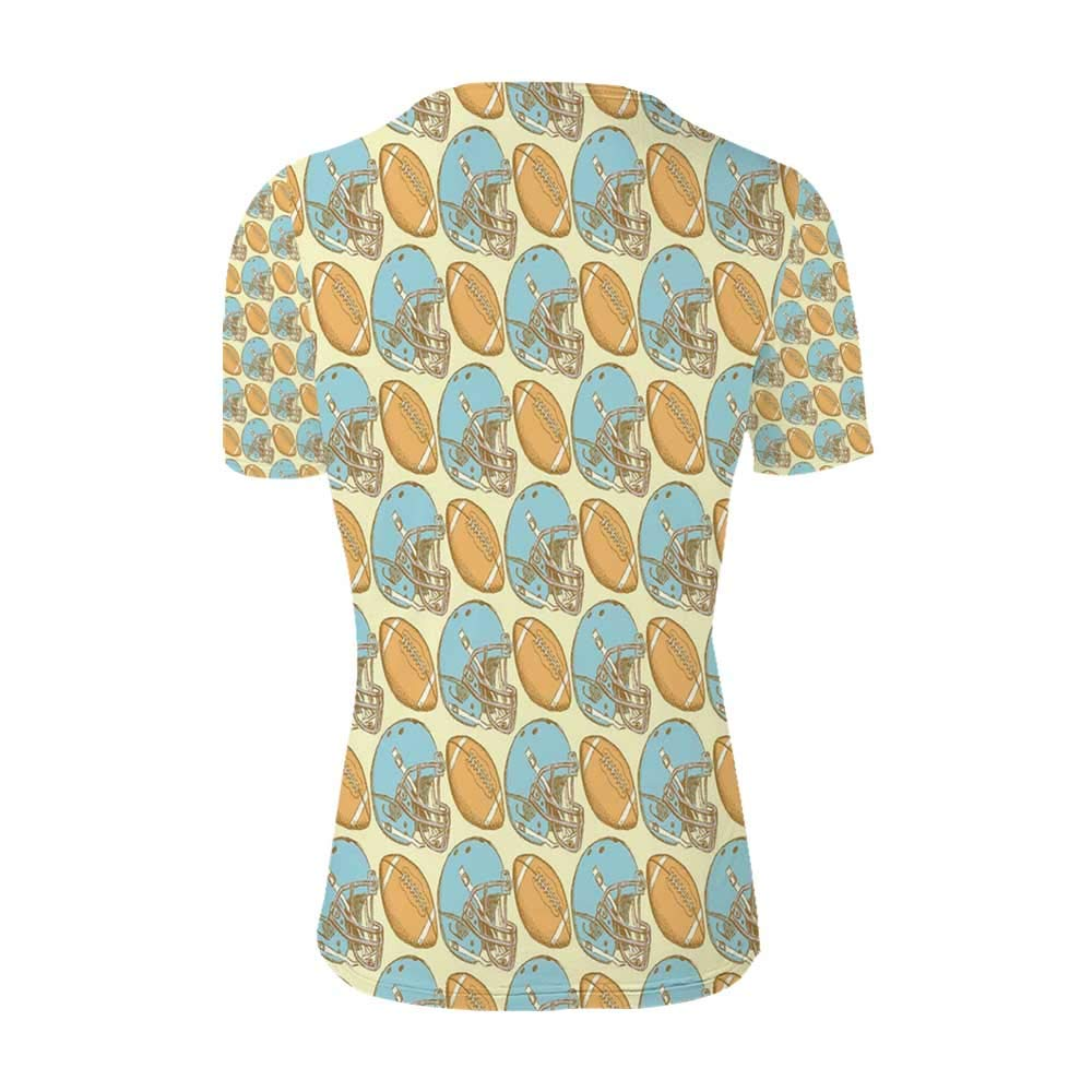 Animal Fashionable T Shirt,for Men,S