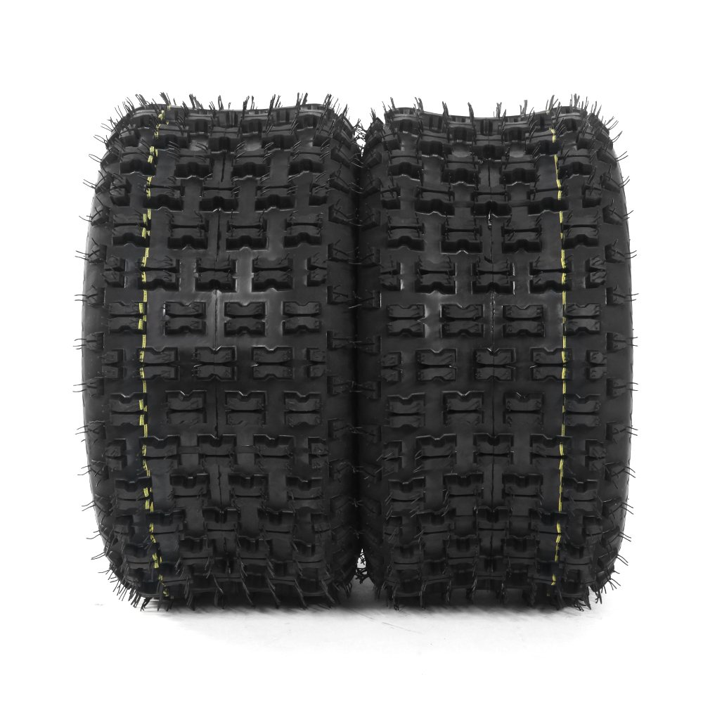 Set of 2 ATV Tire P336 20x10-9 Rear, 4 Ply by Bestroad (Image #1)