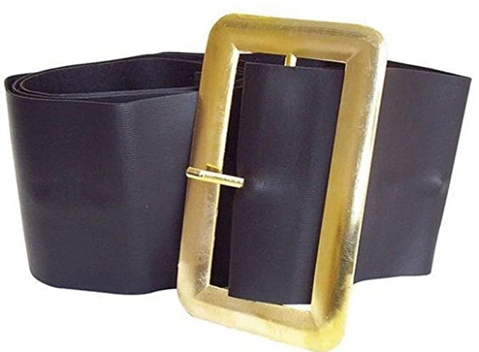 Santa Claus Belt or Pirate Belt for Mens Costume Adult Fancy Dress