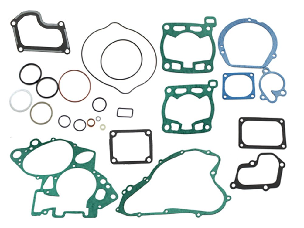 Outlaw Racing OR3743 Complete Full Engine Gasket Set Suzuki RM125 1992-1997 Dirt Outlaw Racing Products