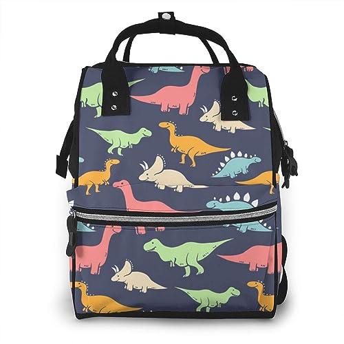 Amazon.com: Gkhjlijpgyu - Bolsa de pañales de color con ...