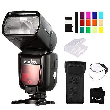Godox TT685N TTL Flash GN60 HSS 1/8000s Support i-TTL II Autoflash Camera  Flash Speedlight with 2 4G Wireless Transmission for Nikon DSLR Cameras