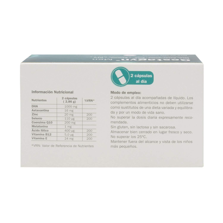 Amazon.com: Gestagyn Men 60Caps - Sex Enhancement Pills - Sexual Health - Vitamins & Dietary Supplements: Health & Personal Care