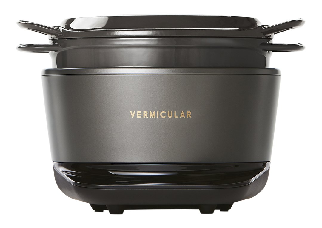 ''Vermicular Rice pot'' RP23A-GY (Japan Domestic genuine products) AC:100