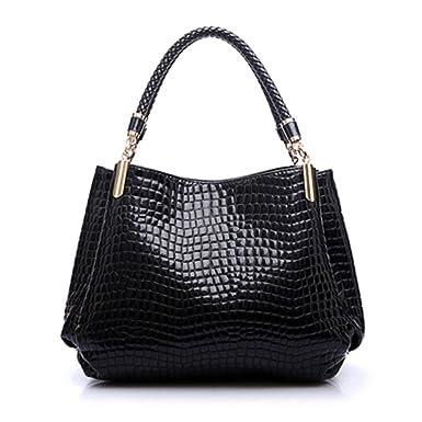 e45de27583 Designer Handbag Women Leather Handbags Alligator Shoulder Bags Hand Bag  Bolsas Feminina Womens Bag Sac A