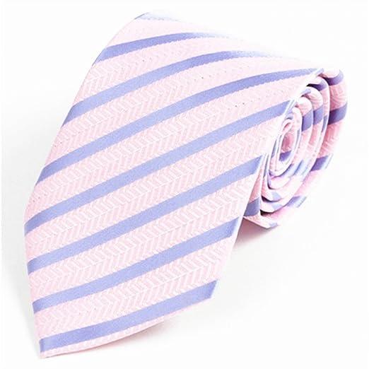 YYB-Tie Corbata Moda Traje Fino Negocio Corbata Corbata de ...