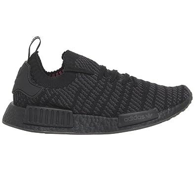 adidas Originals Herren Sneakers NMD_R1 STLT Primeknit Schwarz (15) 46