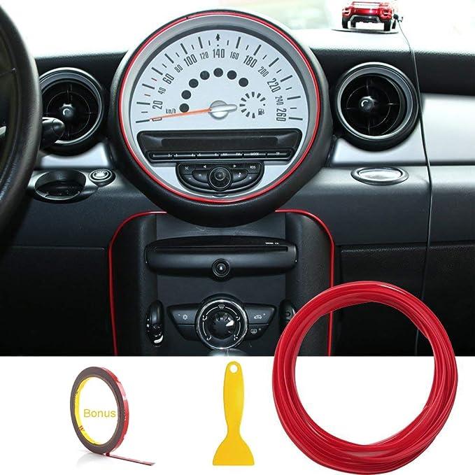 8 opinioni per Automan, filo mondanato per rifinire le intercapedini degli spazi nell'auto,