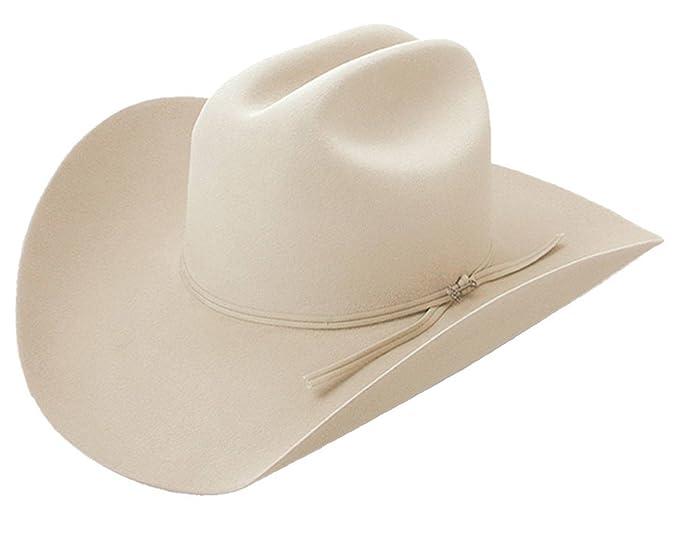 c1d38636883 Amazon.com  Stetson Roper Black Cowboy Hat  Clothing