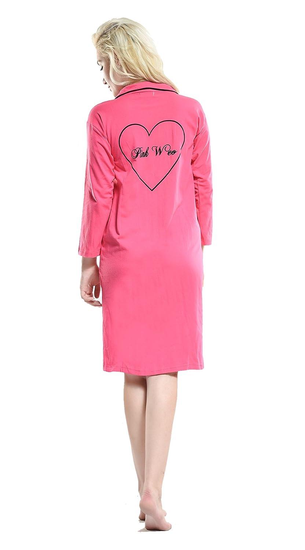 Pink Pink - Rose Camisón mujer - para mujer 16-83009 Rose e6a51da ...