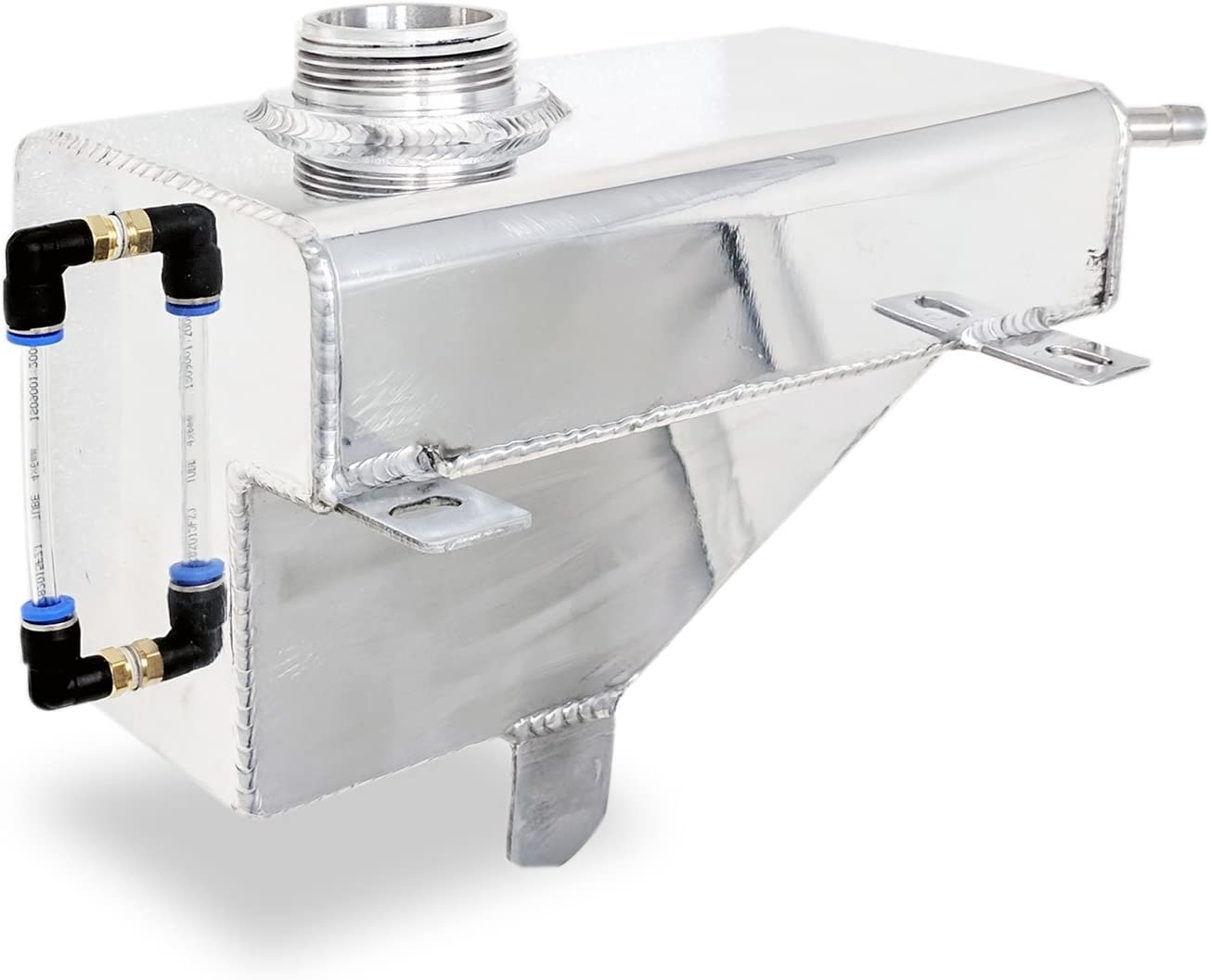 Rev9 AT-FM05 Coolant Overflow Expansion Tank Aluminum for Ford Mustang 05-10 All Models
