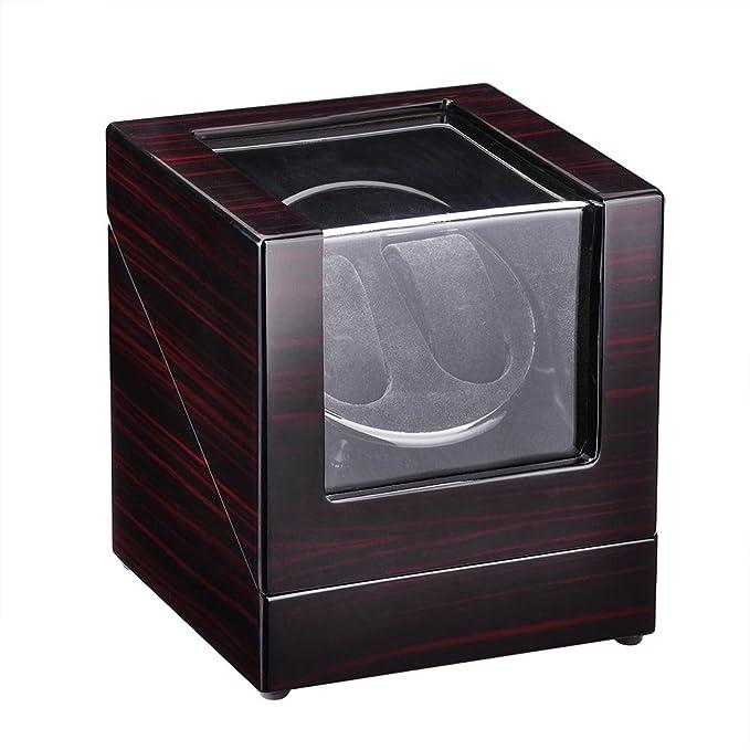 Amazon.com: Caja de madera para enganche automático, color ...