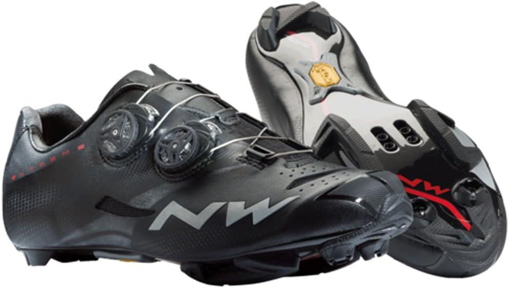 Northwave 80142001-12 - Zapatillas de ciclismo, talla 39.5: Amazon ...