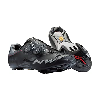 Northwave Extreme Tech MTB Plus Zapatillas, negro, 39: Amazon.es: Deportes y aire libre
