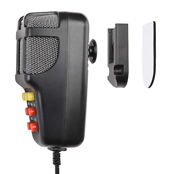 Amazon.com: Megaphone Bullhorn PA Altavoz con Micrófono 7 ...