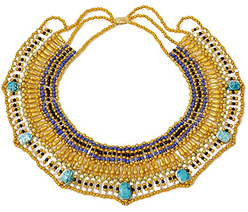Necklace Egyptian Costume Accessory - 2