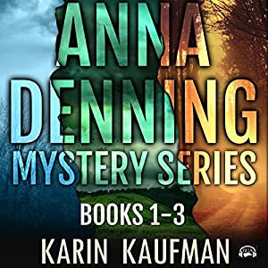 Anna Denning Mystery Series Box Set: Books 1-3 Audiobook