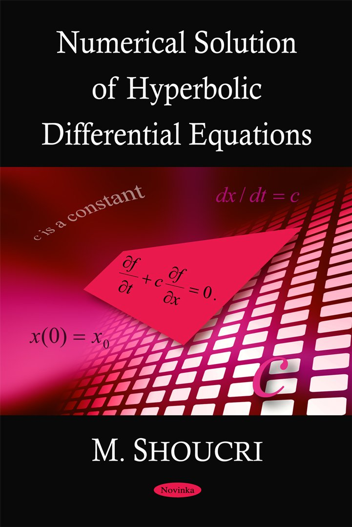 Numerical Solution of Hyperbolic Differential Equations PDF