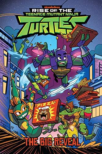 Amazon.com: Rise of the Teenage Mutant Ninja Turtles: The ...