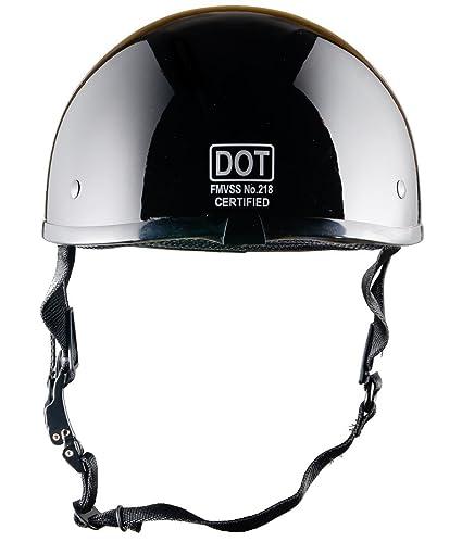 1938332afbc Amazon.com  Bikerhelmets.com - Micro Slim Motorcycle Helmet - DOT ...