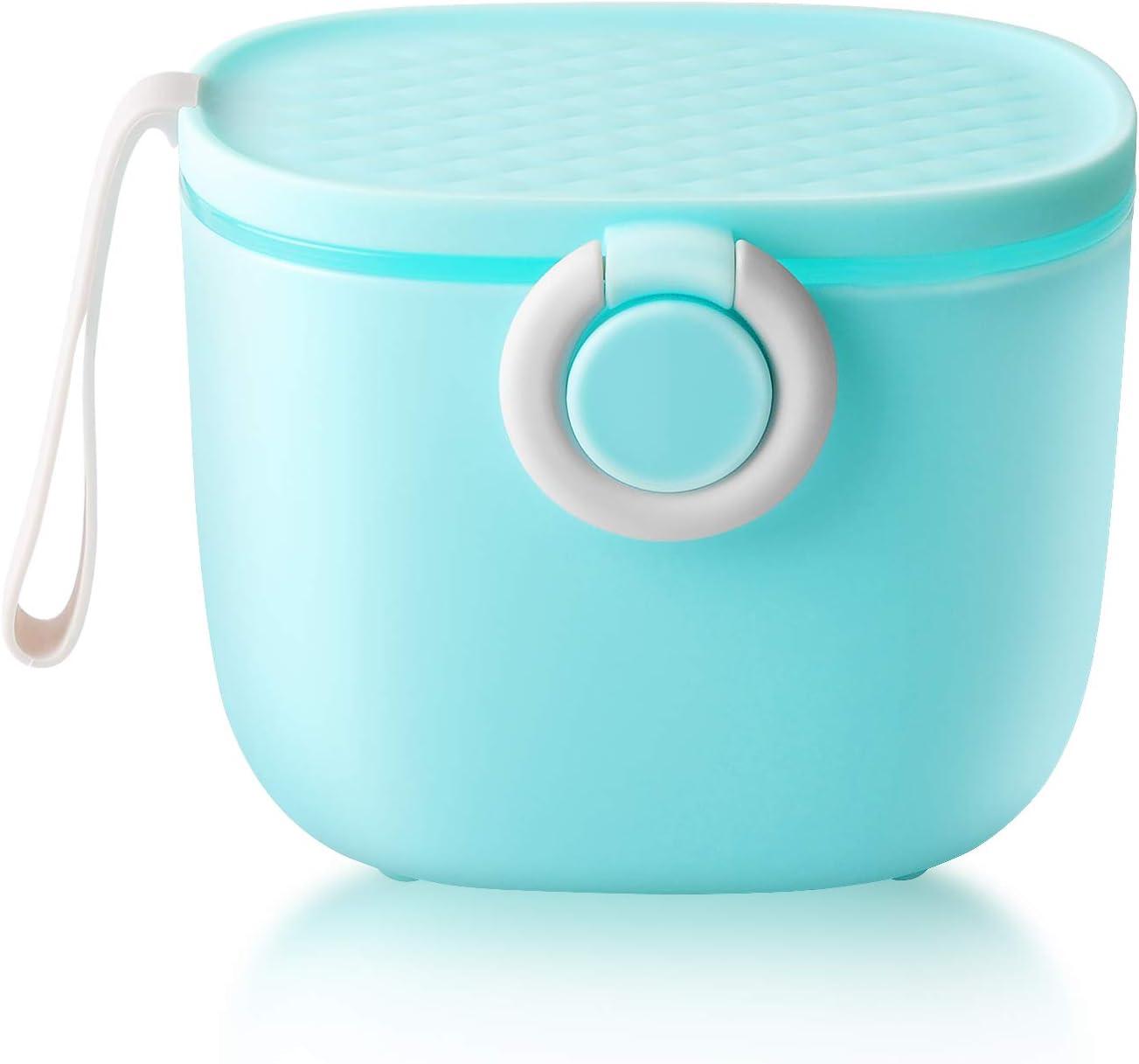 Portable Baby Milk Powder Formula Dispenser Container Pot Feeding Box Chic