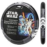Plasticolor 006752R01 'Star Wars Stormtrooper' Steering Wheel Cover