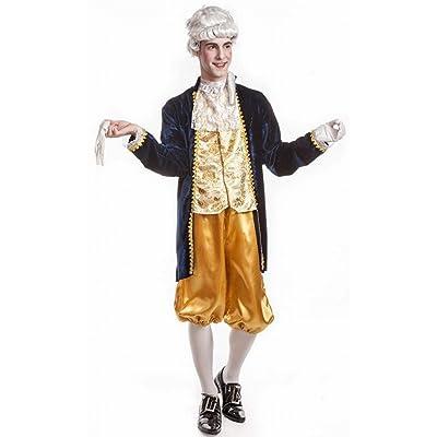Disfraz de época de Luis XV para hombre: Juguetes y juegos