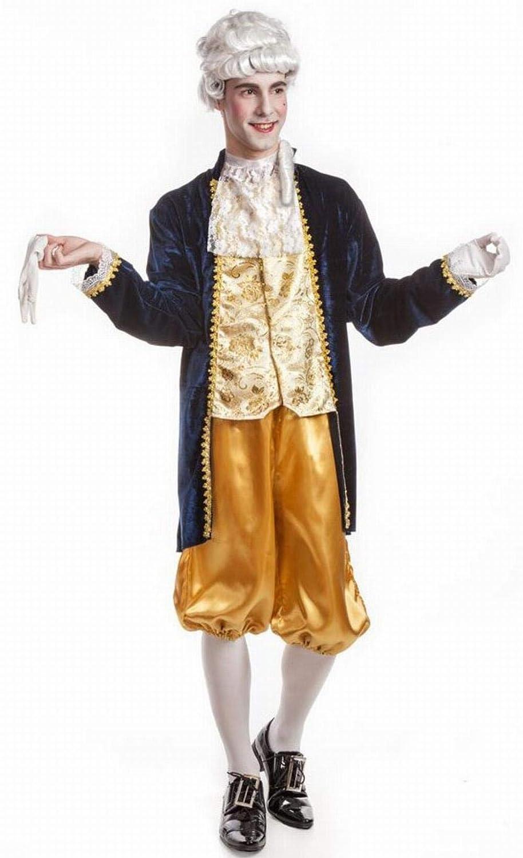 Disfraz de época de Luis XV para hombre: Amazon.es: Juguetes y juegos
