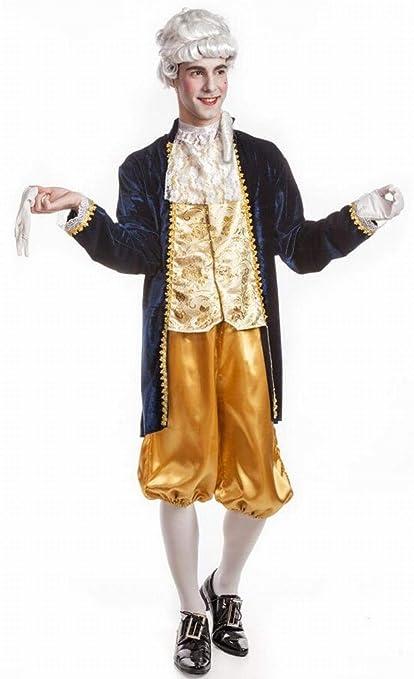 Disfraz de época de Luis XV para hombre: Amazon.es: Juguetes ...