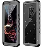 ANTSHARE Samsung Galaxy S9 Plus Waterproof Case,S9 Plus Case Built in Screen Protector 360° Full Body Protective…