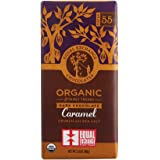 Equal Exchange Organic Chocolate Caramel Crunch with Sea Salt, 2.8-Ounce (Pack of 6)
