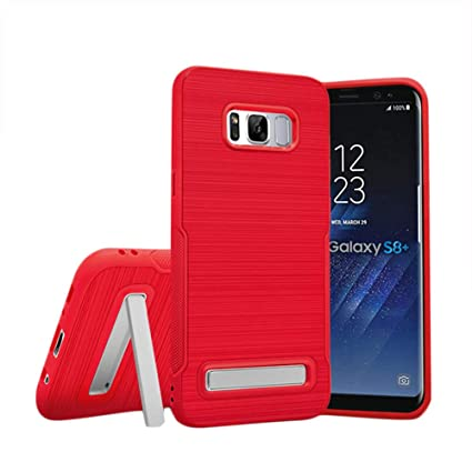 Saingace (TM) - Carcasa para Samsung Galaxy S8 con soporte ...