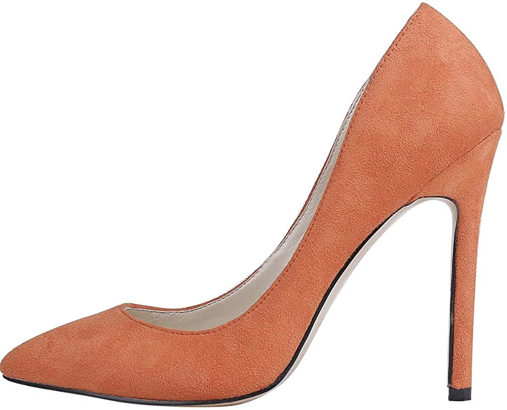 Calaier   Calaier Cacrossing, Damen Pumps, orange - orange - Größe: EU 39,5 - 81b21a