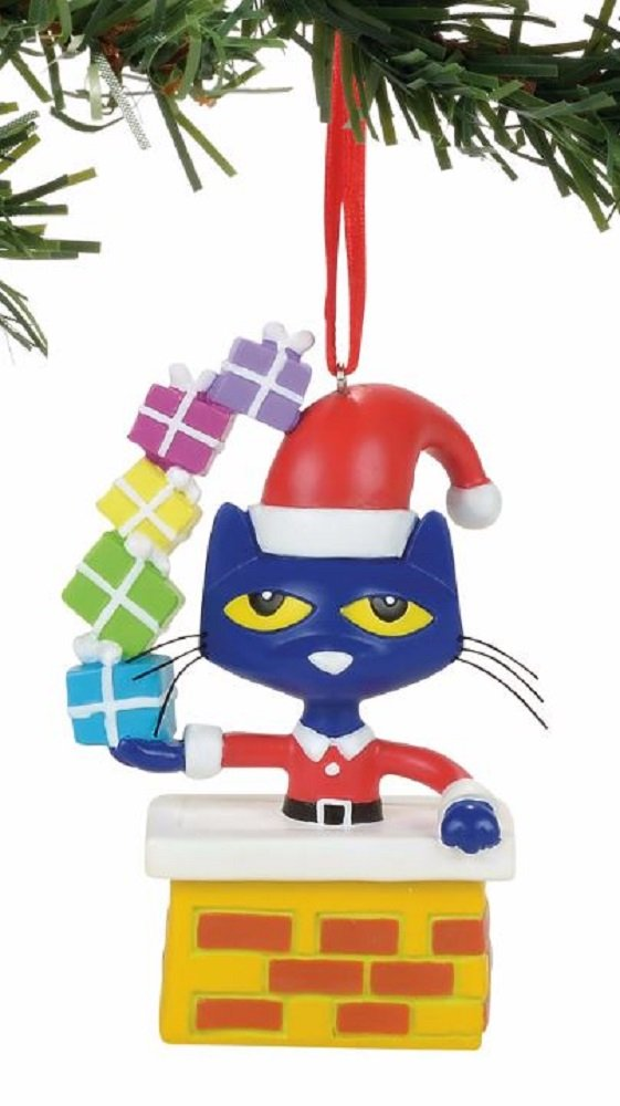 Department 56 Pete the Cat Christmas Ornament