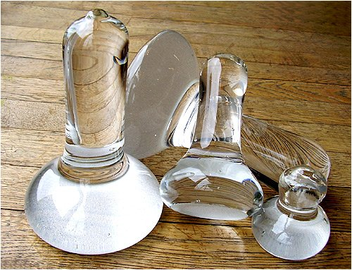 "Glass Pigment Muller Medium (Approximately 3-1/2"" Diameter)"