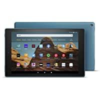 "All-New Fire HD 10 Tablet (10.1"" 1080p full HD display, 32 GB) – Twilight Blue"