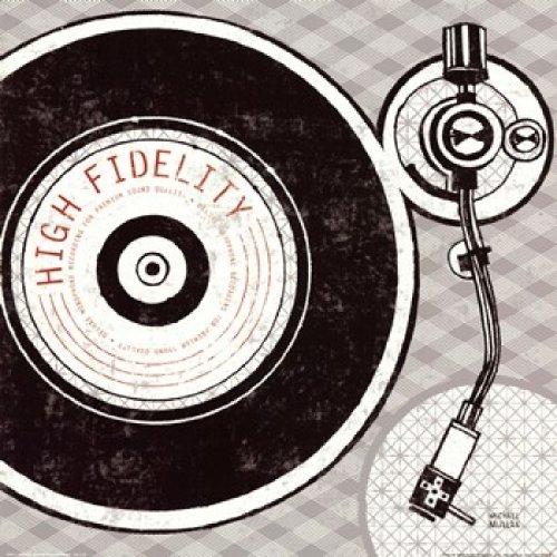 michael mullen – Vintage tocadiscos analógico Artistica di Stampa ...