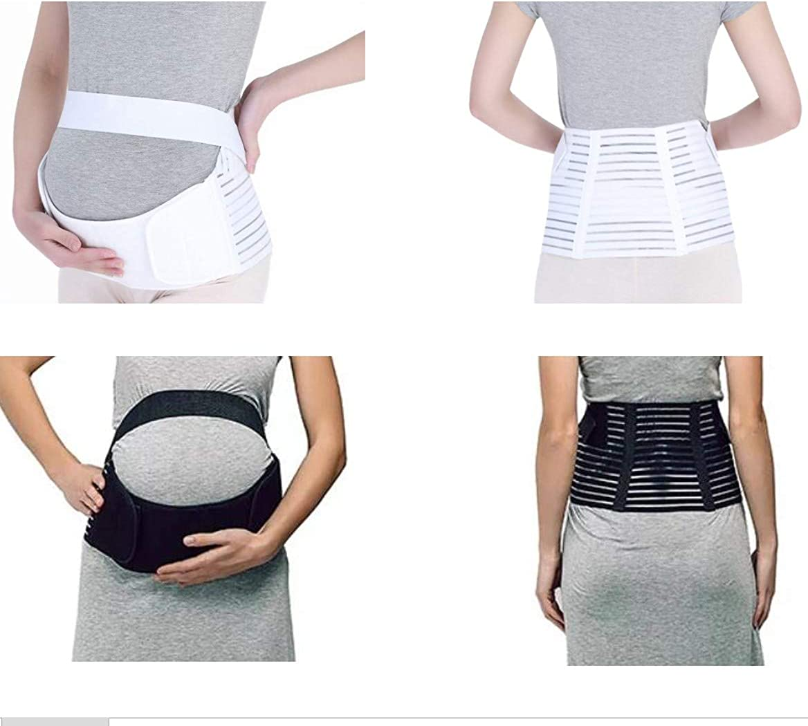 Pelvic and Hip Pain By Marv Relieve SPD Aids Post Birth Recovery Maternity Eco-Friendly Pregnancy Support Belt PGP Back Environmentally Friendly Packaging and Recycling Option