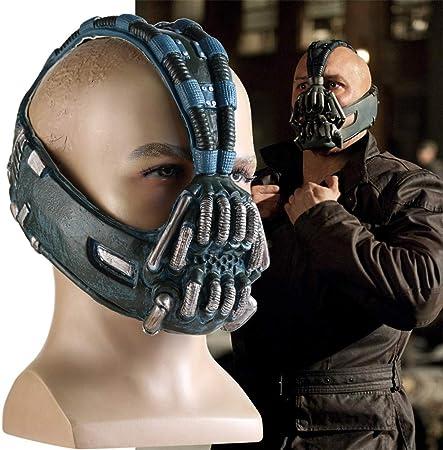 mascara para cosplay de Bane