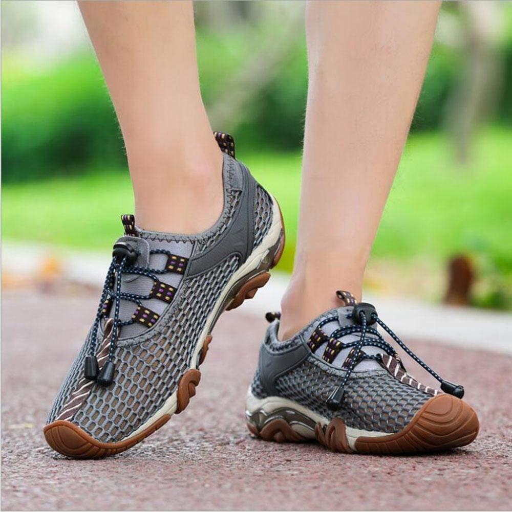FuweiEncore SportSport Wanderschuhe atmungsaktive Amphibien Watschuhe männliche Outdoor-Schuhe Schuhe Schuhe Schuhe Sehne unten (Farbe   Grau, Größe   EU 40) ac9c18