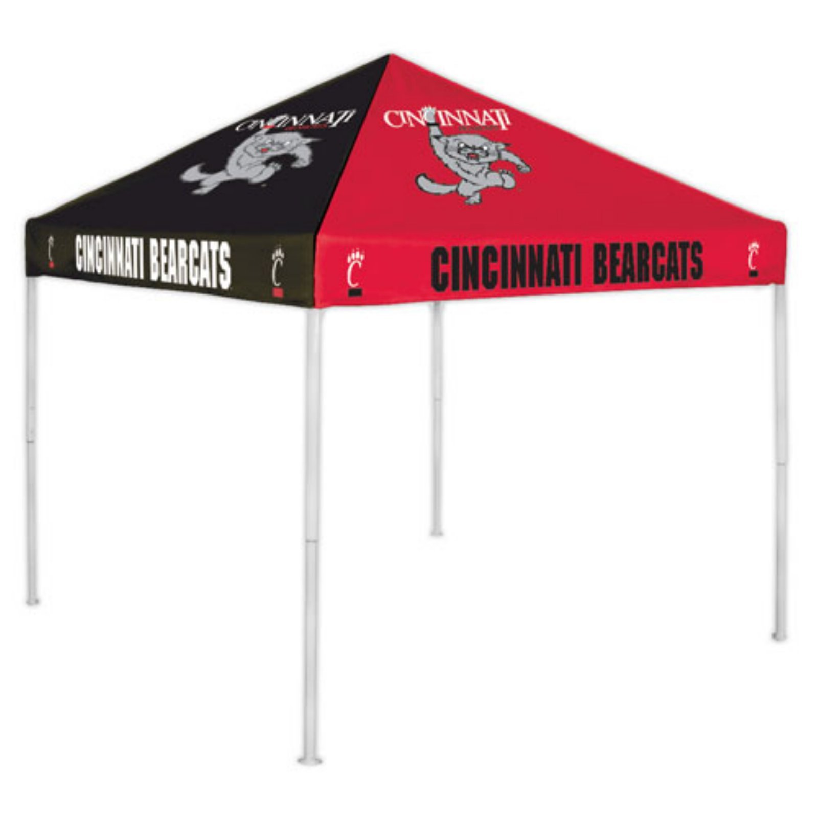 NCAA Northwestern Pop-Up Canopy, One Size, Multicolor by Logo Brands