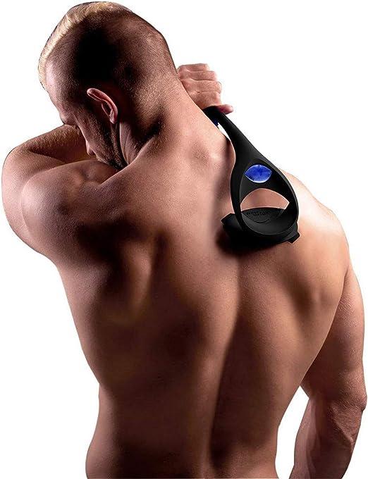 Afeitadora Trasera Depiladora de Espalda para Hombres y afeitadora ...