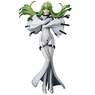 Union Creative APR188771 Code Geass: Lelouch of The Rebellion: C.PVC Figure: Toys & Games