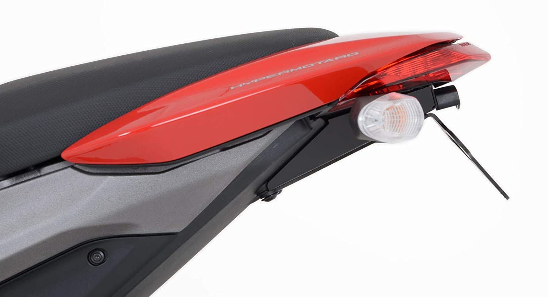Support de plaque Ducati Hypermotard 821 R/&G Racing