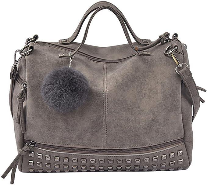 Grande borsa da donna, cartella, piccola borsa da donna con