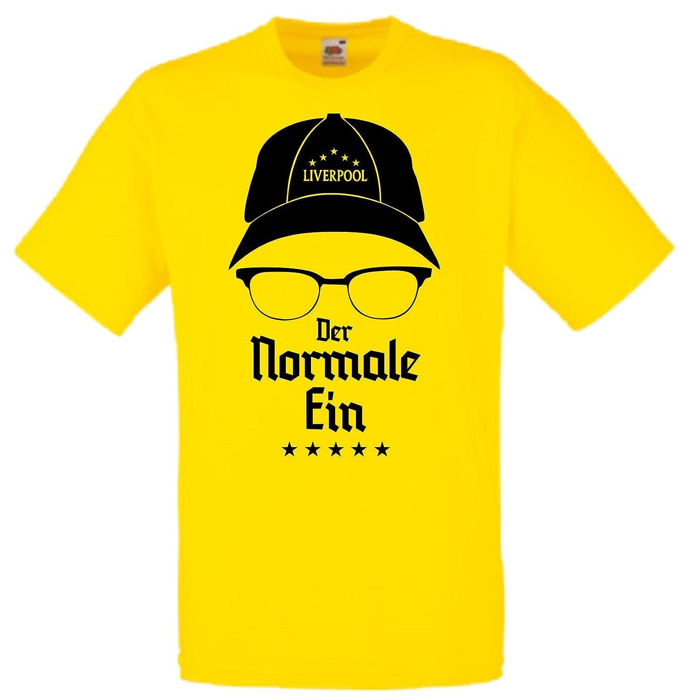 Klopp Normal One /Übersetzungsfehler Fun-Shirt Liverpool Fan Art T-Shirt DER NORMALE EIN
