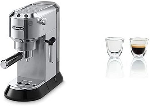 Amazon.com: DeLonghi ec680 m Dedica 15-Bar Bomba Espresso ...