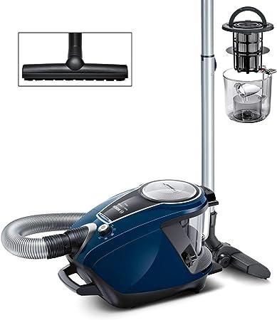 Bosch BGS7RCL Relaxx Ultimate Aspirador sin Bolsa, Extremadamente silencioso 68 decibelios, 700 W, 3 litros, Azul: Amazon.es: Hogar