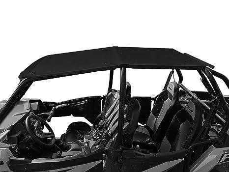 Polaris Rzr 1000 4 Seater >> Polaris Rzr Aluminum Roof For 4 Seat Rzr 1000 900 Turbo Black