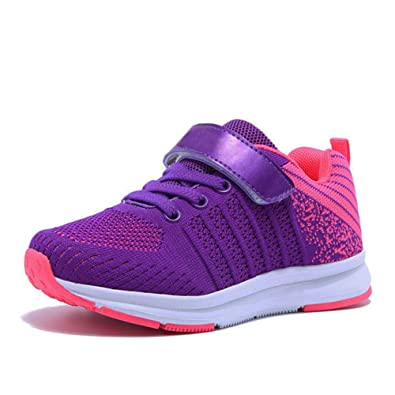 8101980d92454 Sneaker Mädchen Laufschuhe Jungen Hallenschuhe Jungen Outdoor Sportart  Schuhe Low-Top für Unisex-Kinder
